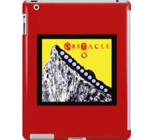 Obstacle To Civilization iPad Case/Skin