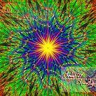 an elliptic rainbow explosion by LoreLeft27