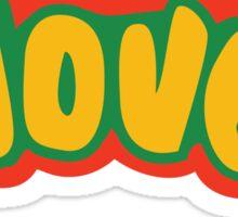 Clovers Bring It On Uniform Symbol Sticker