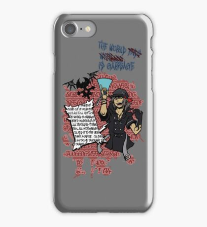 Sho Quotes iPhone Case/Skin