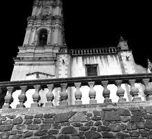©MS Tlalpujahua IXA Monochromatic by OmarHernandez