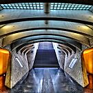 Liege-Guillemins Train Station - Belgium by 242Digital