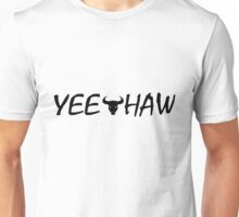 "LIMITED EDITION ""Chris Kambouris"" YEE HAW Merch! Unisex T-Shirt"