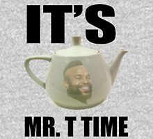 Mr. T Time Long Sleeve T-Shirt