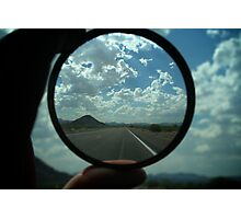 Viewfinder Photographic Print