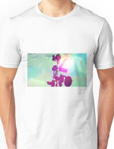 Hipster Train Crossing Unisex T-Shirt