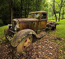 Old Dodge by Beth Mason