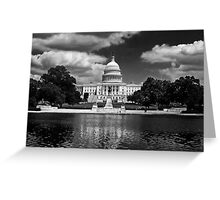 The Capitol II Greeting Card