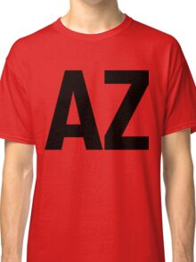 Arizona AZ Black Ink Classic T-Shirt