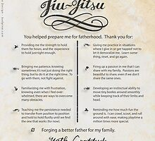 The TYJJ Manifesto (Thank You Jiu-Jitsu) NEUTRAL/PLURAL    by BadPine