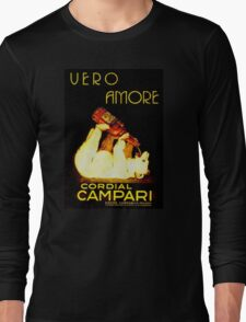 Cordial Campari Long Sleeve T-Shirt