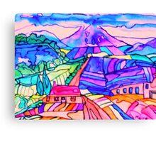 Sugarloaf, Wicklow, Ireland Canvas Print