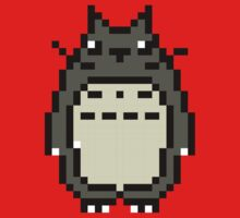 My Neighbor totoro. Pixel Art. by Bodera