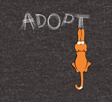 Adopt Cats Light Claw Marks | Patch & Rusty™ Hoodie