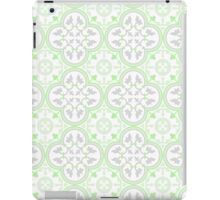 Green Geometic  iPad Case/Skin