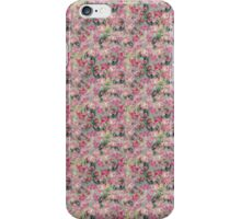 Floral Watercolour iPhone Case/Skin
