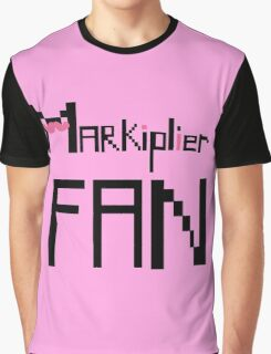Markiplier Fan Graphic T-Shirt