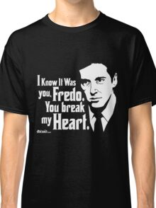Michael Corleone (The Godfather Part 2) Classic T-Shirt