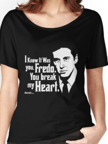Michael Corleone (The Godfather Part 2) Women's Relaxed Fit T-Shirt