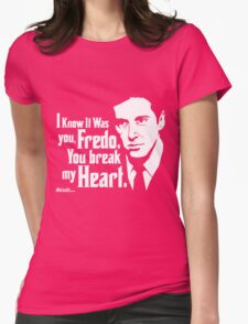 Michael Corleone (The Godfather Part 2) Womens Fitted T-Shirt
