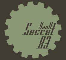 Secret Vault 83 by Sergejs Pekkarevs