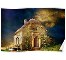 Gothic Cottage Revisited Poster