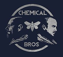 Chemical Bros by Messypandas