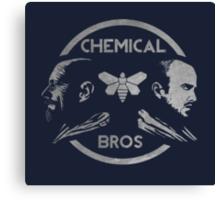 Chemical Bros Canvas Print