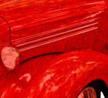 36 Dodge Pickup Street Rod Sticker