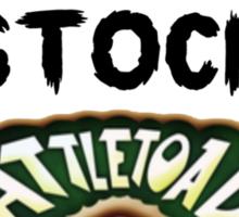 Do you stock... BATTLETOADS? Sticker