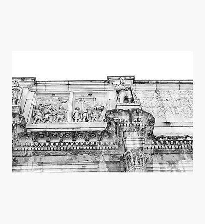 Rome's Architecture Photographic Print