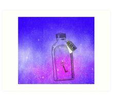 Drink Me to Wonderland Art Print