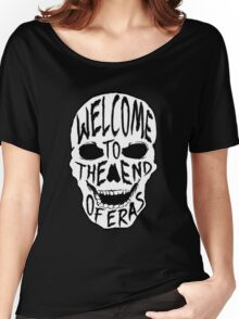 The End of Eras (Panic! At The Disco) Women's Relaxed Fit T-Shirt