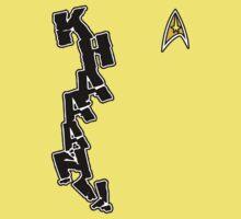 KHAAAN!! Kids Clothes