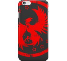 Firehawk iPhone Case/Skin