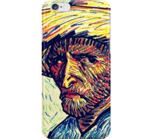 Vincent Portrait iPhone Case/Skin