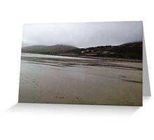 Inch Strand, West Cork, Ireland Greeting Card