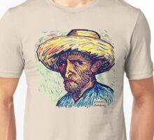 Vincent Portrait Unisex T-Shirt