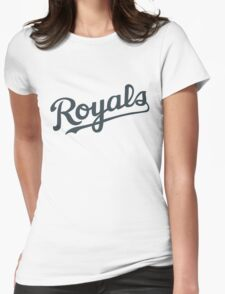 Royals Womens Fitted T-Shirt