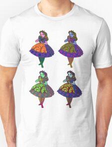 Alice x4 T-Shirt