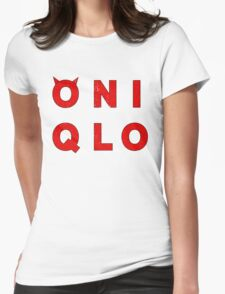 ONIQLO Womens Fitted T-Shirt