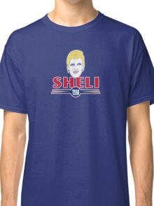 "Eli ""Sheli"" Manning  Classic T-Shirt"