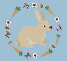 Jack rabbit Kids Tee