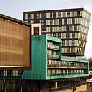 Riverside Apartments, Sheffield by DelayTactics