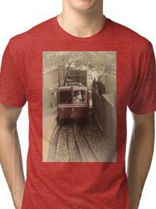 Corcovado Rack Railway Tri-blend T-Shirt