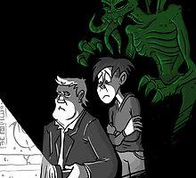 Justin Hamilton & Arran McKenna's DEVIL IS IN THE DETAILS by homebrewvampire