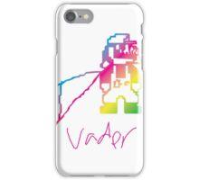 Weird Fucked Up Vader Mario iPhone Case/Skin