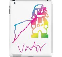 Weird Fucked Up Vader Mario iPad Case/Skin