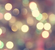 Bokeh Lights by afeimages
