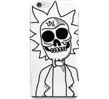 Rick and Morty - Zombie Rick iPhone Case/Skin
